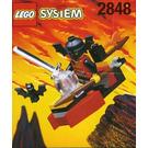 LEGO Flying Machine Set 2848
