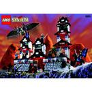 LEGO Flying Ninja Fortress Set 6093 Instructions