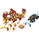 LEGO Flying Phoenix Fire Temple Set 70146