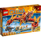 LEGO Flying Phoenix Fire Temple Set 70146 Packaging