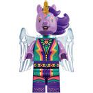 LEGO Flying Unicorn Singer Minifigure