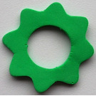 LEGO Foam Part Crown Large 5 x 5 with big Center Hole Cutout