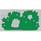 LEGO Foam Part Scal Bush 22 x 2 with 2 Cuttouts and 7 Holes