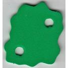 LEGO Foam Part Scala Bush 7 x 6 with 2 Holes