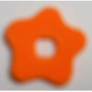 LEGO Foam Part Scala  Flower Small 3 x 3 with Center Hole