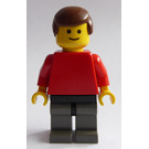 LEGO Football Fan From Granstand Set Minifigure
