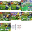 LEGO Football Game Starter Pack (UK) Set
