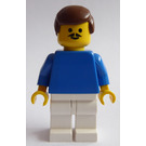 LEGO Football Player with Moustache Minifigure