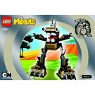 LEGO Footi Set 41521 Instructions