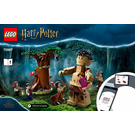 LEGO Forbidden Forest: Umbridge's Encounter Set 75967 Instructions