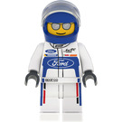 LEGO Ford 2016 GT Driver Minifigure