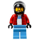 LEGO Ford Model A Hot Rod Driver Minifigure
