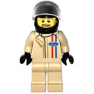 LEGO Ford Racing Driver Minifigure