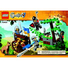 LEGO Forest Ambush Set 70400 Instructions