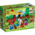 LEGO Forest: Animals Set 10582 Packaging