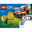 LEGO Forest Fire Set 60247 Instructions