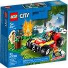 LEGO Forest Fire Set 60247 Packaging