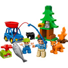 LEGO Forest: Fishing Trip Set 10583