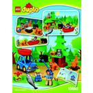 LEGO Forest: Fishing Trip Set 10583 Instructions
