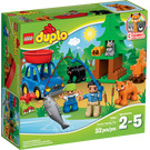 LEGO Forest: Fishing Trip Set 10583 Packaging