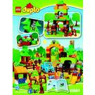 LEGO Forest: Park Set 10584 Instructions