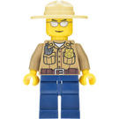 LEGO Forest Police Officer Minifigure