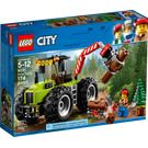 LEGO Forest Tractor Set 60181 Packaging