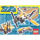 LEGO Forklift Set 3520 Instructions
