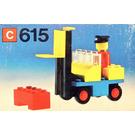 LEGO Forklift Set 615-2