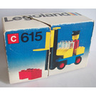 LEGO Forklift Set 615-2 Packaging