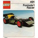 LEGO Formula 1 Racer Set 491-1