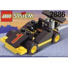 LEGO Formula 1 Racing Car Set 2886
