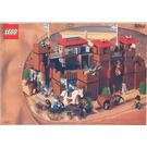LEGO Fort Legoredo Set 6762 Instructions