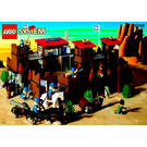 LEGO Fort Legoredo Set 6769 Instructions