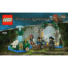 LEGO Fountain of Youth Set 4192 Instructions