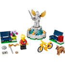 LEGO Fountain Set 40221