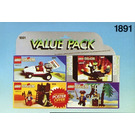 LEGO Four Set Value Pack 1891