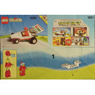 LEGO Four Set Value Pack 1891 Instructions