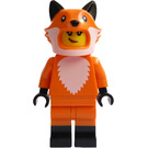 LEGO Fox Costume Girl Minifigure