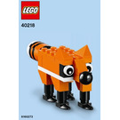 LEGO Fox Set 40218