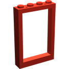 LEGO Frame 1 x 4 x 5 with Solid Studs (2493)