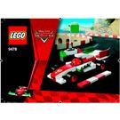 LEGO Francesco Bernoulli Set 9478 Instructions