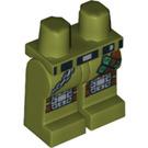 LEGO Frank Rock Legs (3815 / 10592)