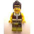 LEGO Frank Rock Minifigure