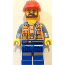 LEGO Frank the Foreman Minifigure