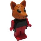 LEGO Freddy Fox Fabuland Figure