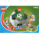 LEGO Freekick Frenzy Set 3423