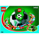 LEGO Freekick Frenzy Set 3423 Instructions