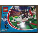 LEGO Freekick Frenzy Set 3423 Packaging