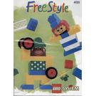 LEGO Freestyle Bucket, 3+ Set 4133